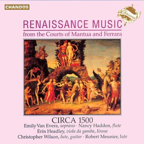 Various - Renaissance-Musik an den Höfen von Ma...