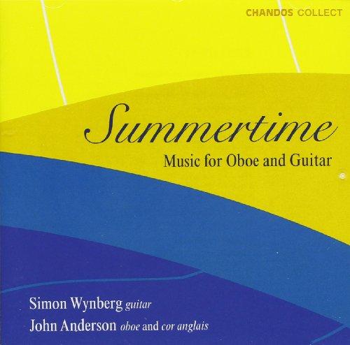 Anderson - Summertime-Musik für Oboe und Gitarren