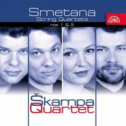 Skampa Quartet - Streichquartette 1 & 2