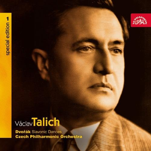 Vaclav Talich - Talich ed.Vol.01: Slaw.Tänze