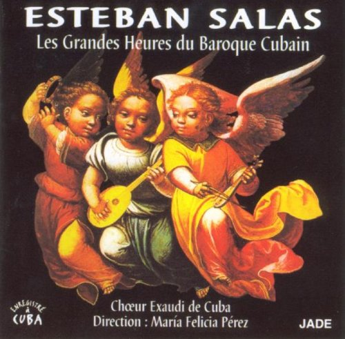 Perez - Barockmusik aus Kuba