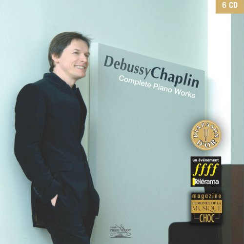 Francois Chaplin - Debussy: Complete Piano Works