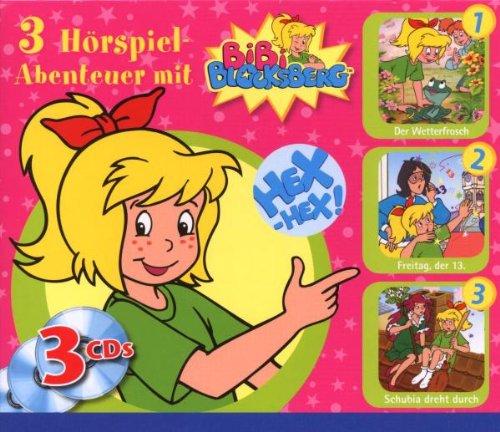 Bibi Blocksberg - Bibi B.3 CD Box