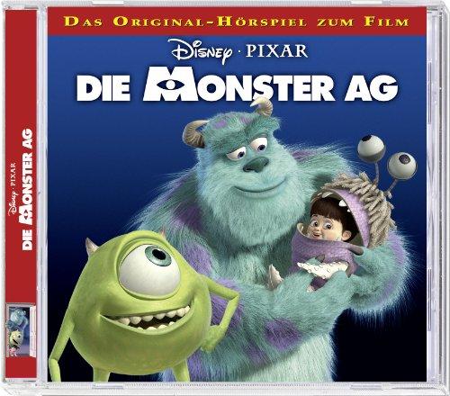 Die Monster AG - Original-Hörspiel zum Film - W...