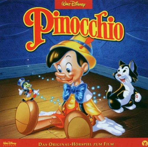 Pinocchio: Das Original-Hörspiel zum Film - Walt Disney [Audio CD]