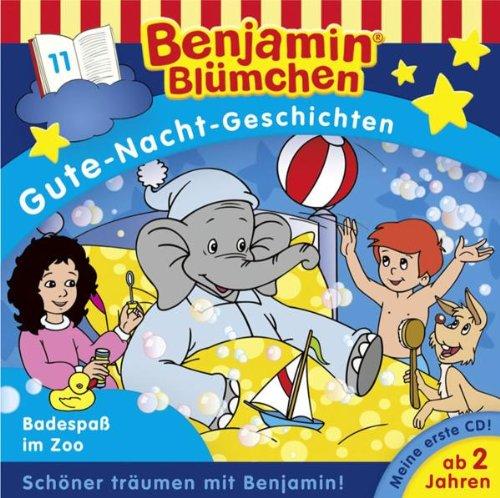 Benjamin Blümchen - Gute Nacht Gesch. Folge 11