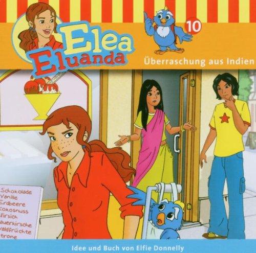 Elea Eluanda - Überraschung aus Indien
