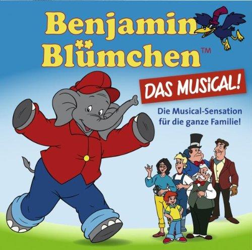Benjamin Blümchen - Die Musical-Sensation für d...