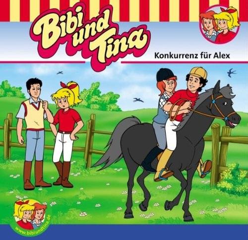 Bibi und Tina - Konkurrenz für Alex