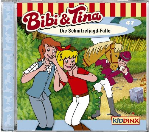 Bibi und Tina 47 - Bibi und Tina - Folge 47: Die Schnitzeljagd-Falle