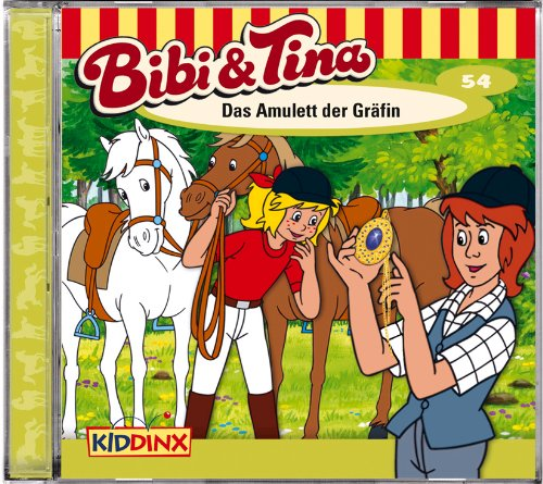 Bibi und Tina: Folge 54 - Das Amulett der Gräfin