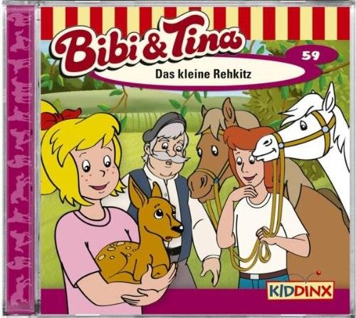Bibi und Tina 59 - Das Kleine Rehkitz