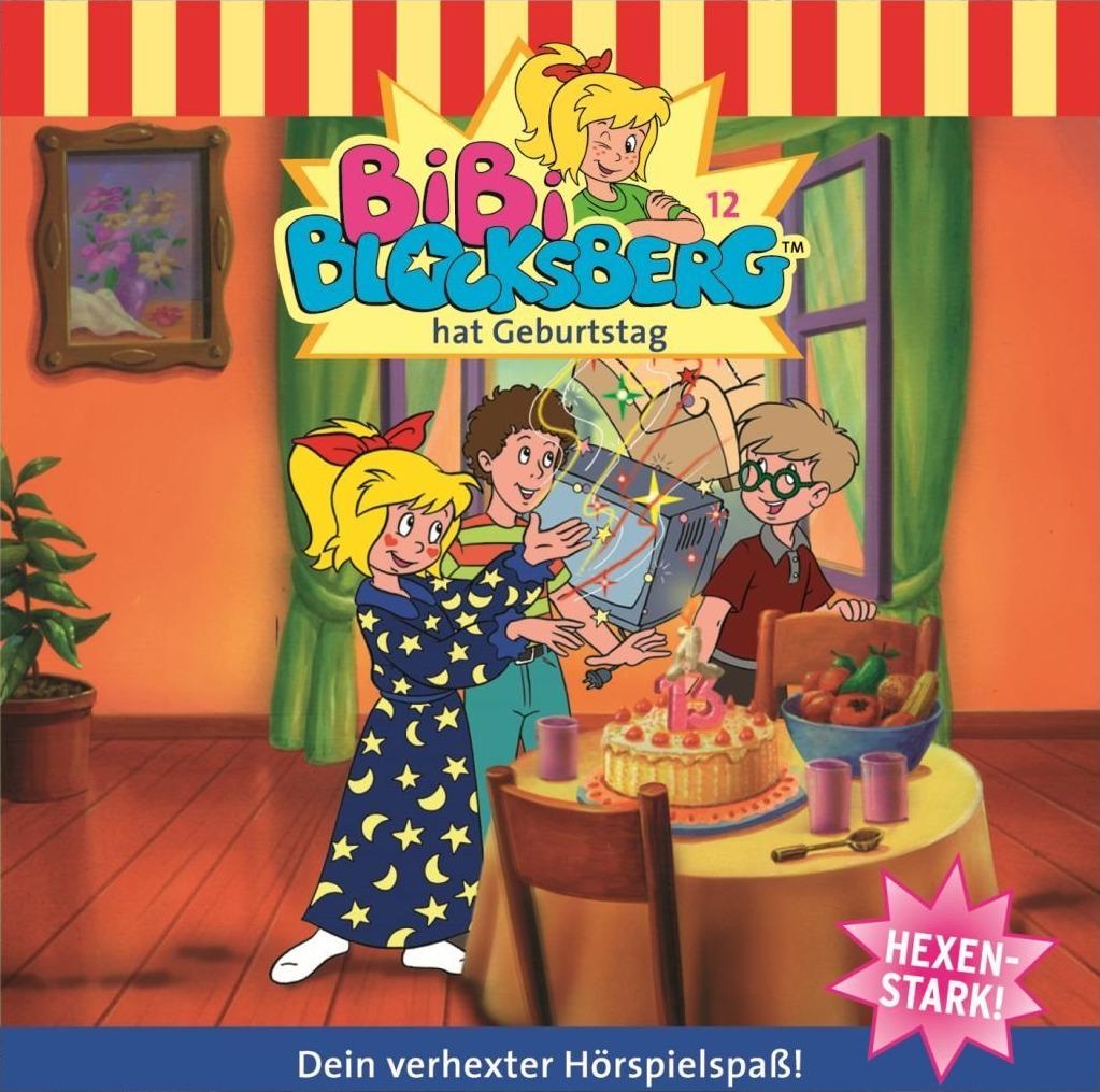Bibi Blocksberg - Bibi Blocksberg 12: ... hat Geburtstag