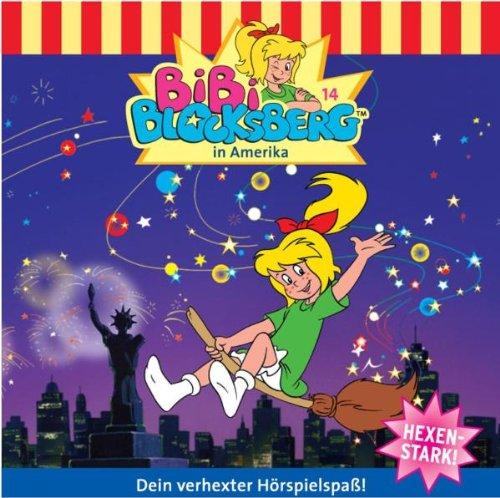 Bibi Blocksberg - Bibi Blocksberg 14: ... in Amerika