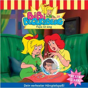 Bibi Blocksberg - Papa Ist Weg