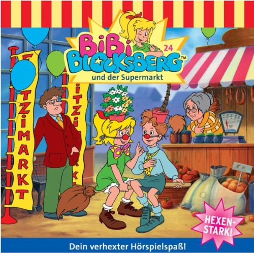 Bibi Blocksberg - ... und der Supermarkt