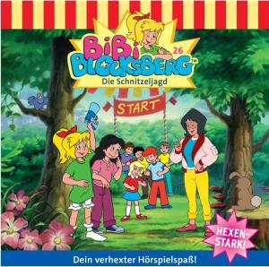 Bibi Blocksberg - Die Schnitzeljagd