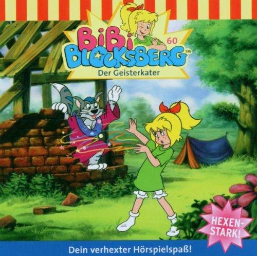 Bibi Blocksberg - Bibi Blocksberg 60. Der Geisterkater. CD