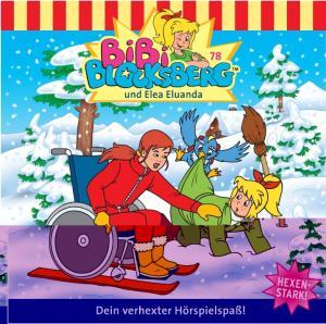 Bibi Blocksberg - Bibi Blocksberg und Elea Eluanda. CD.