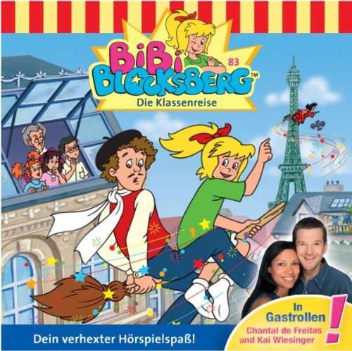 Bibi Blocksberg - CD Bibi Blocksberg 83 (Die Klassenreise)