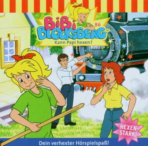 Bibi Blocksberg - Bibi Blocksberg 86. Kann Papi hexen? CD