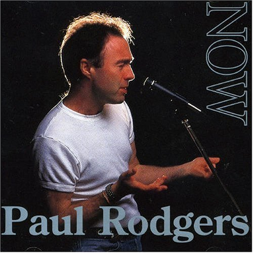 Paul Rodgers - Now+Live/Ltd.Edition