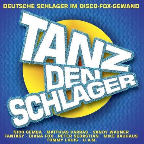 Various - Tanz Den Schlager-Deutsche Schlager i...