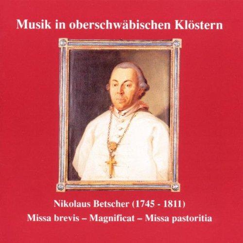 Nikolaus Betscher - Musik in oberschwäbischen K...