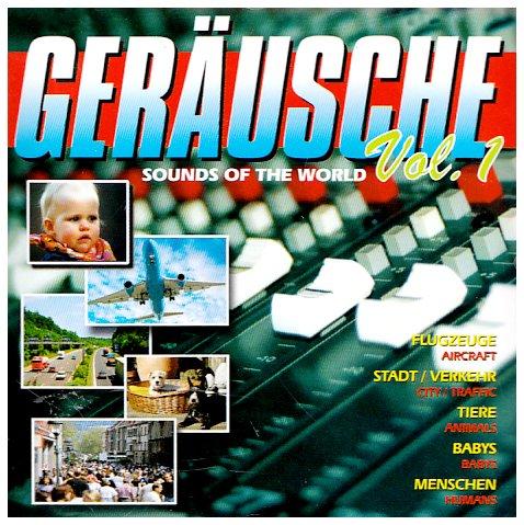 Various - Geräusche Vol.1-Sounds of the World