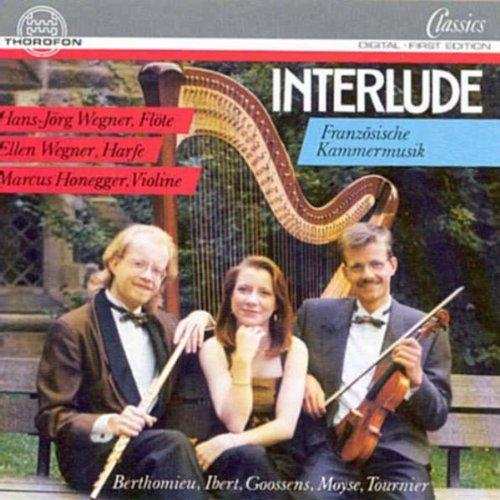 Hans-Jörg Wegner - Interlude (Französische Musi...