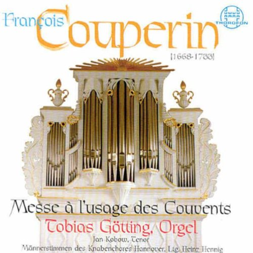 Tobias Götting - Messe a l´Usage des Couvents