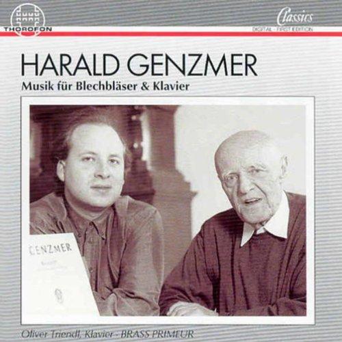 Oliver Triendl - Musik für Blechbläser und Klavier