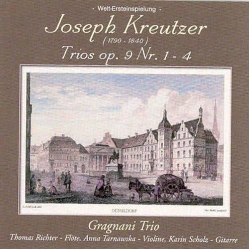 Gragnani Trio - Musik für Flöte,Violine,Gitarre