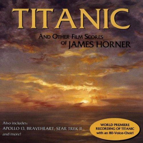 Various - Titanic:Film Scores of James Horner