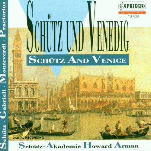 Schütz-Akademie - Schütz und Venedig