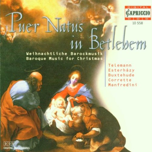 Zadori - Puer natus in Bethlehem (Weihnachtliche Barockmusik)