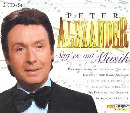 Peter Alexander - Sag´ Es mit Musik