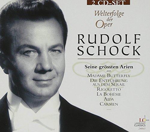 Rudolf Schock - Welterfolge der Oper