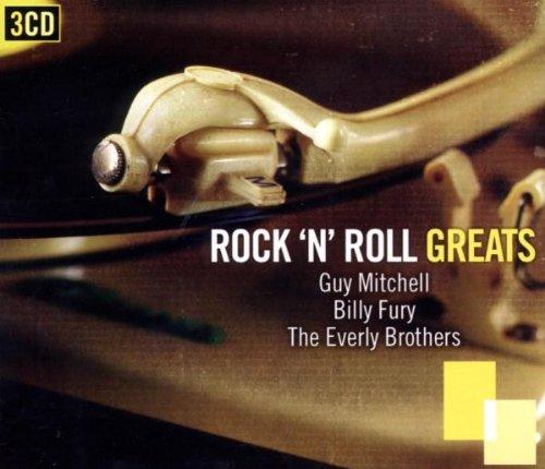 Various - Rock ´N´ Roll Greats