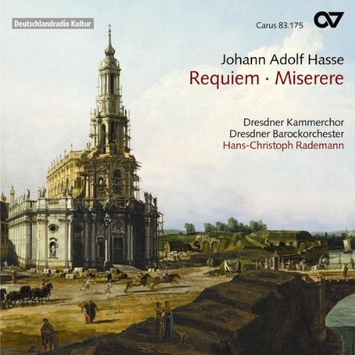 Rademann - Johann Adolf Hase: Requiem / Miserere
