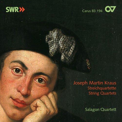 Salagon Quartett - Streichquartette op. 1 Nr. 2, 3,6