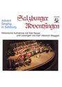 T. Reiser - Salzburger Adventsingen - Historische Aufnahme mit Tobi Reiser und Lesungen von Karl Heinrich Waggerl