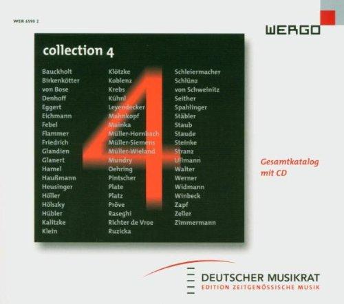 Various - Edition Zeitgenössische Musik-