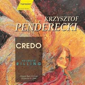 Rilling - Krzysztof Penderecki: Credo