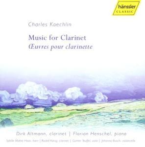 Dirk Altmann - Musik für Klarinette