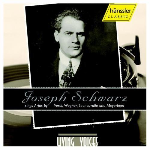 Joseph Schwarz - Arien Von Verdi, Wagner, Leoncav