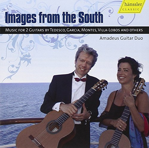 Amadeus Guitar Duo - Images from the South