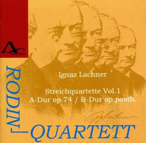 Rodin Quartett - Streichquartette Vol. 1