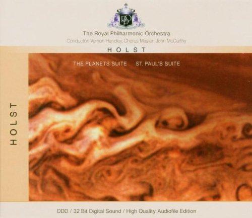 Royal Philharmonic Orchestra - The planets suite St. Paul´s suite