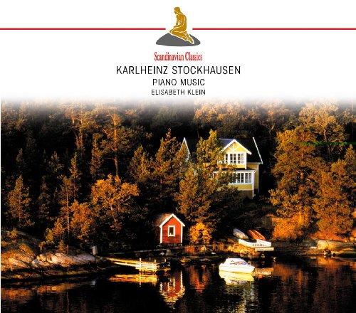 Elisabeth Klein - Piano Music